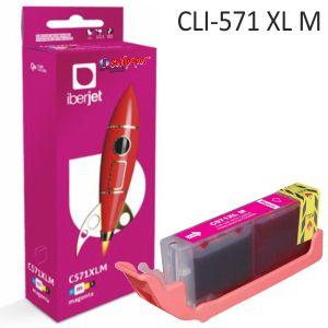 Compatible Canon CLI571XLM Magenta