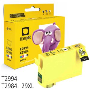 Cartucho Compatible Epson 29XL T2994 T2984 Amarillo