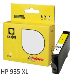 Compatible HP 935XL Amarillo