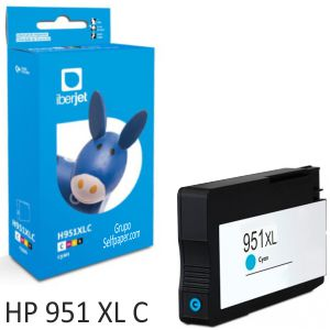 Compatible HP 951 color