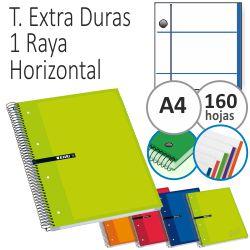 Cuaderno de 160 hojas