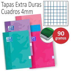 Cuaderno Oxford Tapas Extra