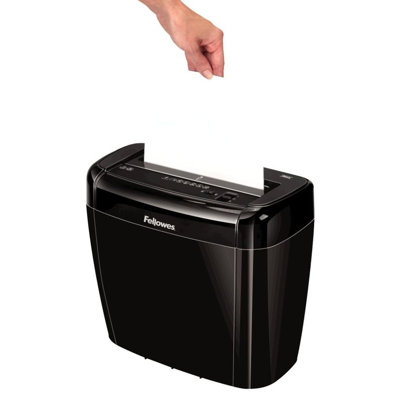 destructora de papel fellowes 36c economica
