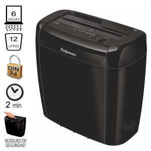 Destructora Fellowes 36C corte