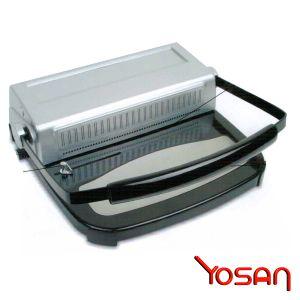 Encuadernadora espiral metálico Yosan