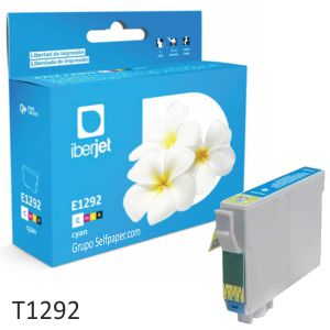 Compatible Epson T1292 T1293 T1294 cada color