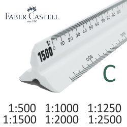 Escalimetro Faber-Castell 153-C -