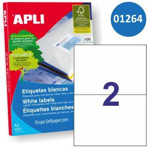Etiquetas Apli 01264 -