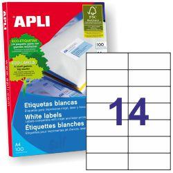 Etiquetas Apli 01277 -