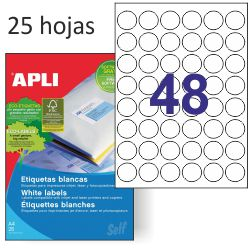 Etiquetas Apli 13882 -
