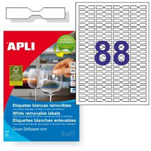 Etiquetas Joyeria adhesivas -