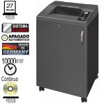 Fellowes 4250C, destructora, 10