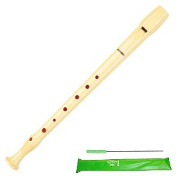 Flauta Hohner una pieza