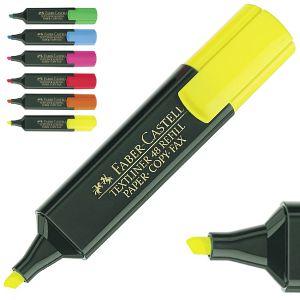 Fluorescente Faber-Castell Textliner 48,