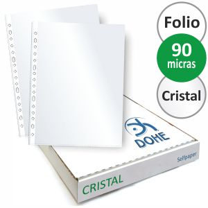 Fundas plastico Multitaladro Folio