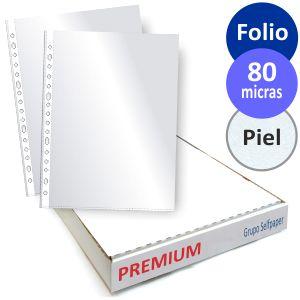 Fundas plastico multitaladro Folio