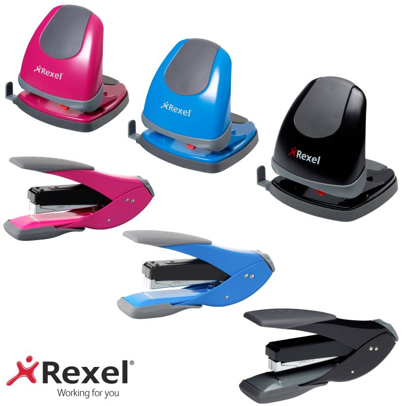 gama rexel easy touch grapadoras perforadoras