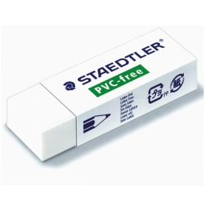 Goma Staedtler Office Pvc