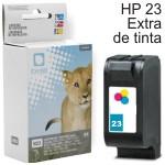 HP 23 Cartucho compatible