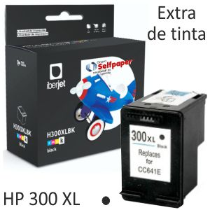 HP 300XL Cartucho tinta