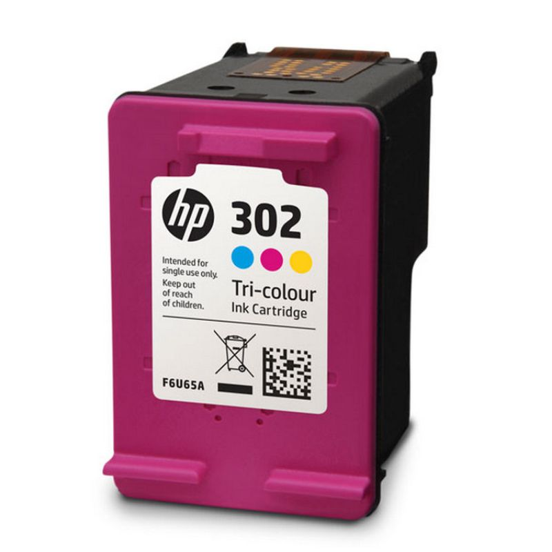 hp 302 color f6u65ae
