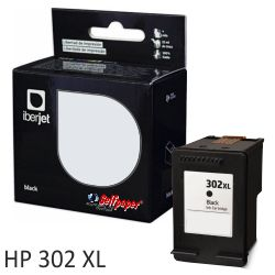 HP 302XL compatible, cartucho