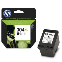 HP 304XL negro, Cartucho original XL, alta capacidad