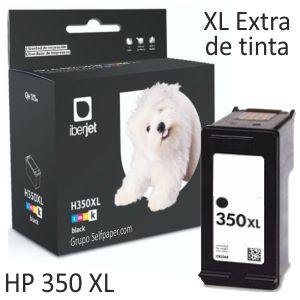 HP 350XL cartucho compatible