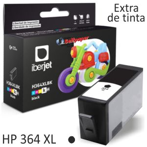 HP 364XL Cartucho compatible