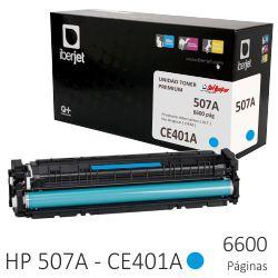 HP 507A CE401A Compatible