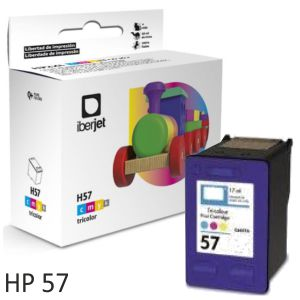 HP 57 - cartucho C6657A Maxi Tinta color remanufacturado