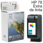 HP 78 Cartucho compatible color C6578DE