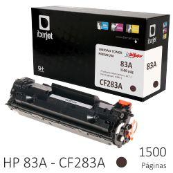 HP 83A compatible, Toner