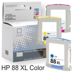 HP 88XL color compatible