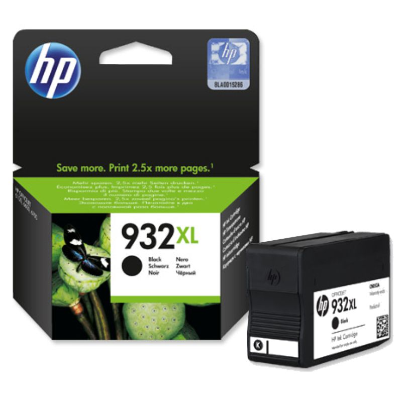 Comprar HP 932XL Cartucho original - Officejet 6100 6600 6700