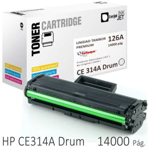 HP CE314A Compatible 126A, Tambor fotoconductor Drum