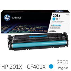 HP CF401X 201X color