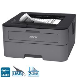 Impresora Laser Brother HL-L2300D Doble Cara