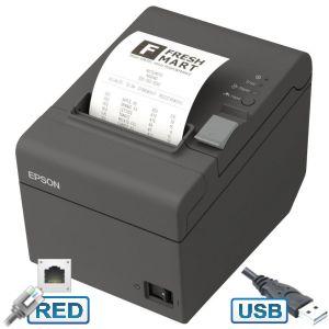 Impresora de tickets conexion