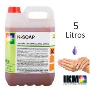 Jabón para Manos Limpiador