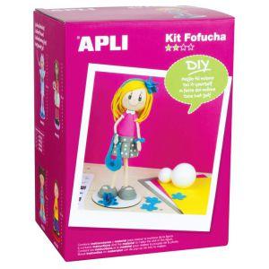 Kit para fabricar muñeca