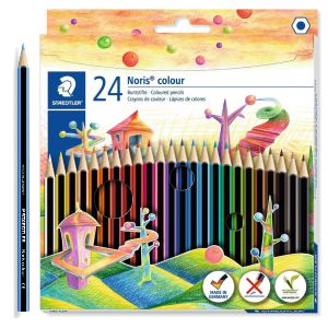 Lapices 24 colores Staedtler