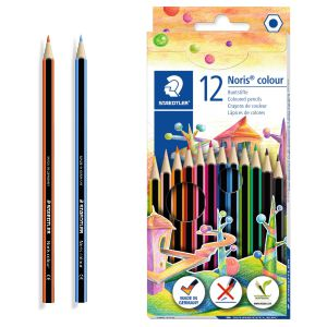 Lapices de Colores Staedtler Noris Colour 12