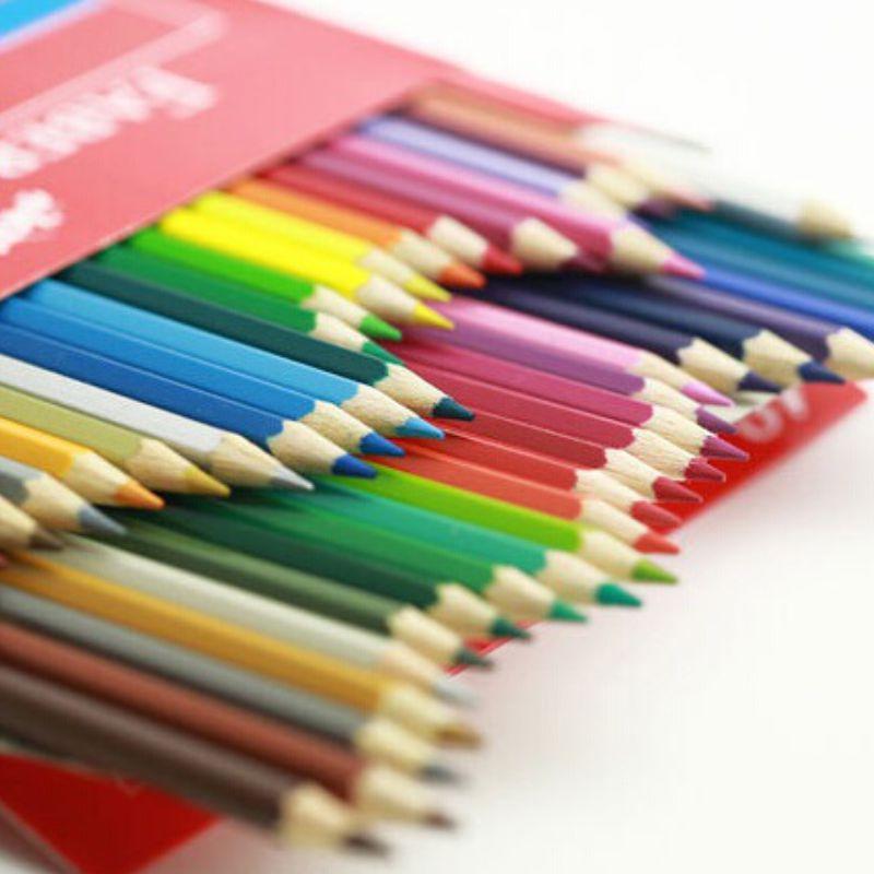 Lapices de colores faber castell 48 pinturas de madera - Pintura para madera colores ...