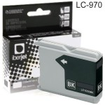 Cartucho tinta compatible Brother LC-970BK LC970BK LC 970 BK