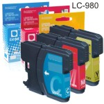 LC-980 Brother compatible cartucho