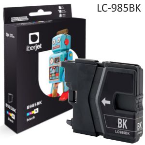 LC-985BK Compatible Brother cartucho