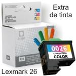Lexmark X1100 compatible 26