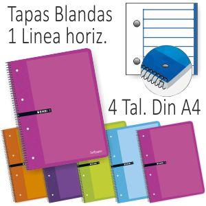 Libreta microperforada 1 Linea