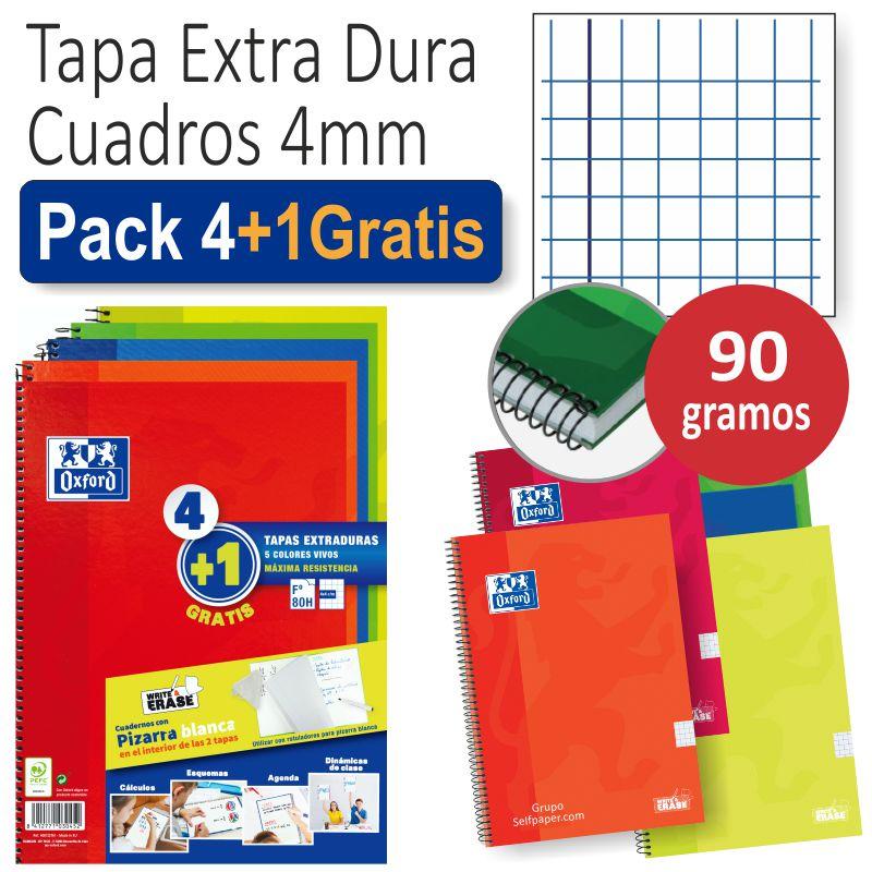 7b8514b169 Comprar Libreta Oxford Tapas Extraduras